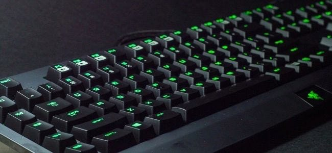 Random Things: PS4 Mouse and Keyboard