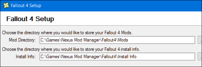Fallout Mod Manager Unable To Get Write Permissions For