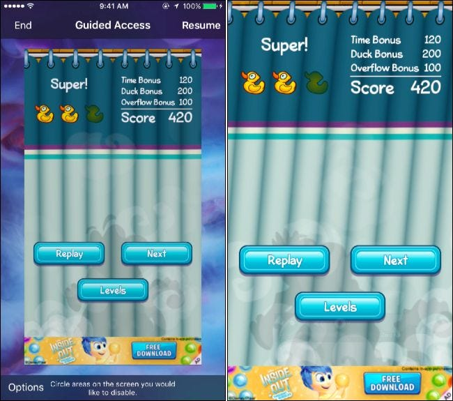 How to Prevent Accidental Ad Clicks in iOS Games With Guided Access ilicomm Technology Solutions