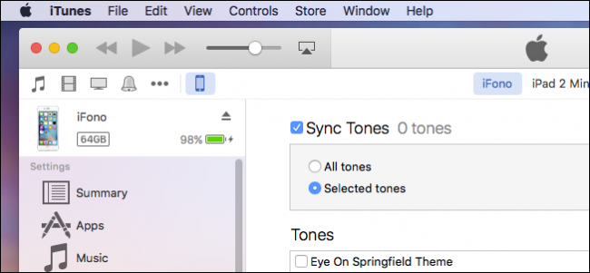 how to add ringtones to iphone 8 with itunes