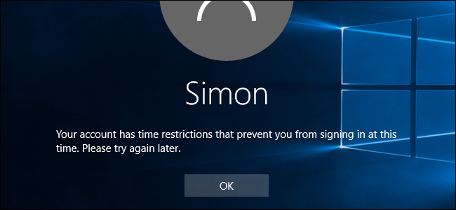 locked myself out of my computer windows 10