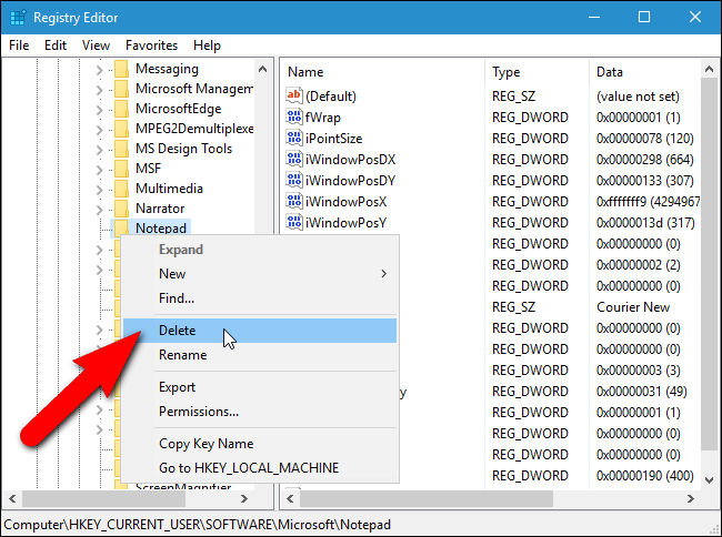 03_deleting_notepad_key