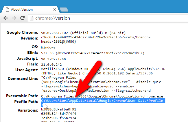 How to Find Your Chrome Profile Folder on Windows, Mac, and