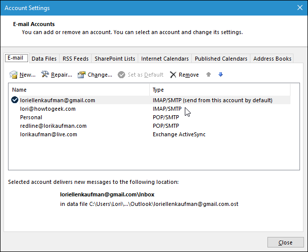 Types Of Email Accounts >> How To Schedule Or Delay Sending Email Messages In Outlook