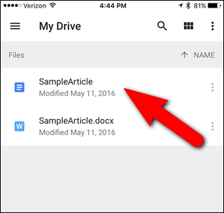 How to Work with Microsoft Office Files in Google Drive ilicomm Technology Solutions