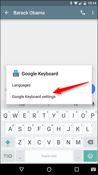 How to Change Google Keyboard's Theme on Android ilicomm Technology Solutions