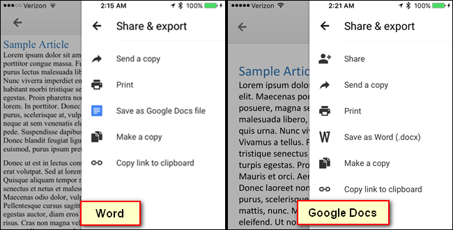 how to save pdf as word google docs