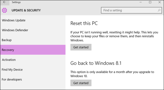 how to get past windows 10 activation