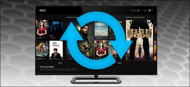 How to Update Your Plex Media Library, Manually and