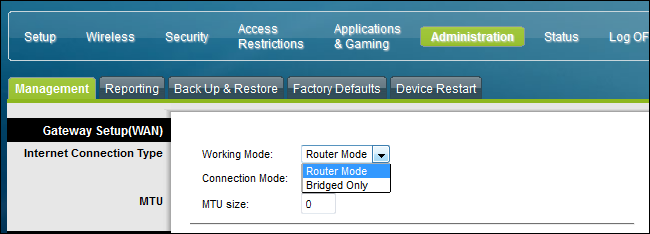 How to Use Your Router and ISP's Modem/Router Combo In Tandem