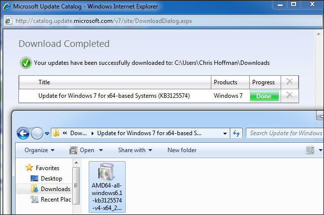download w7 service pack 1