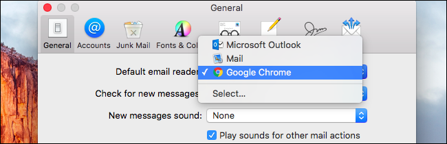 How to Change Your Default Web Browser and Email Client on a Mac