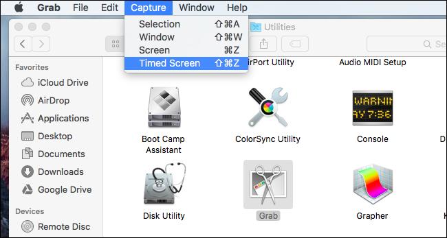 How to Take Screenshots on a Mac
