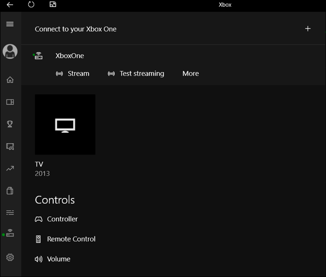how to stream from iphone to tv how to live tv from an xbox one to a windows pc 20336
