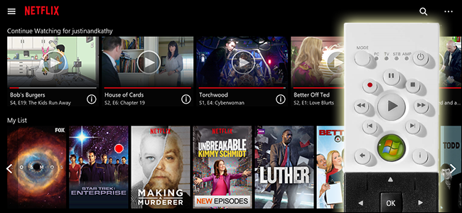 App netflix pc windows 8