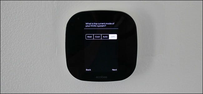 How To Install And Set Up The Ecobee Smart Thermostat