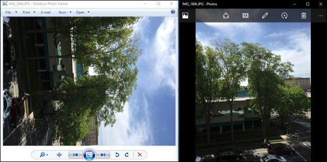 Why Your Photos Don't Always Appear Correctly Rotated ilicomm Technology Solutions