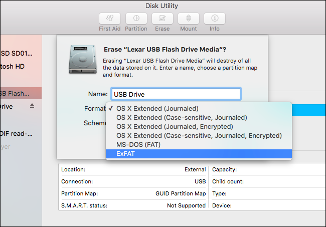 How to Format a Drive on a Mac