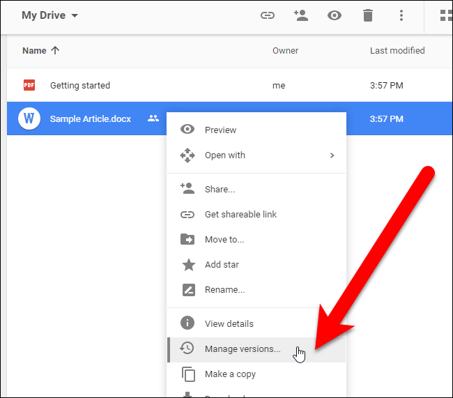 How to Update a Shared File in Google Drive Without Changing the Shareable  Link