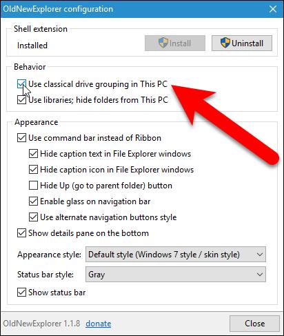 How to Make Windows 10's File Explorer Look Like Windows 7's
