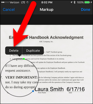 How to Sign Documents and Mark Up Attachments in iOS Mail ilicomm Technology Solutions