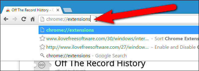 How to Temporarily Save Your Browsing History in Chrome's