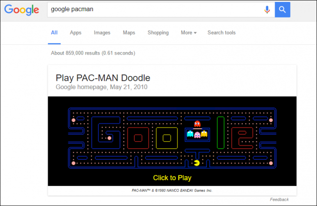 "Google's Best Hidden Games and ""Easter Eggs"" ilicomm Technology Solutions"