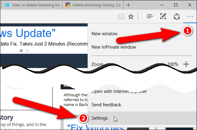 how to delete pages from a pdf in edge