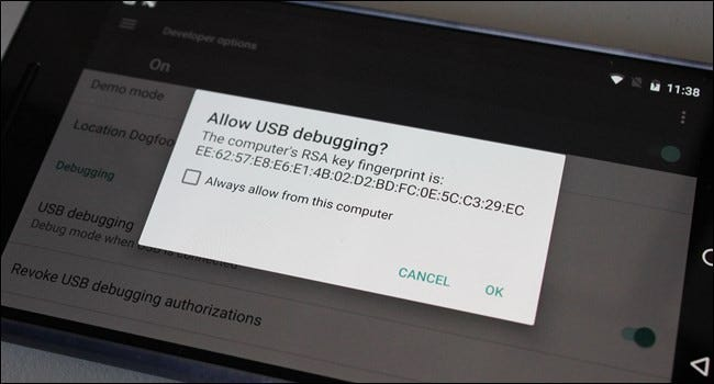What Is USB Debugging, and Is It Safe to Leave It Enabled on
