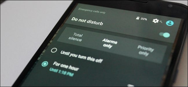 "Android's Confusing ""Do Not Disturb"" Settings, Explained"