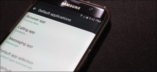 How to Set Default Apps on Android
