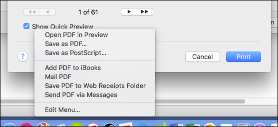 How to Create a PDF File on a Mac