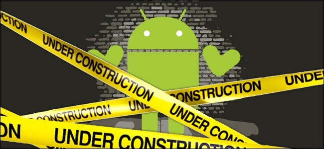 android-under-construction
