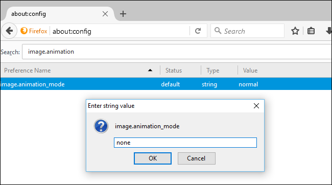 How to Stop Animated GIFs From Playing in Your Web Browser