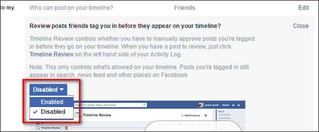 How to Review and Approve What Appears On Your Facebook Timeline