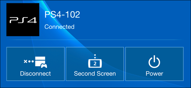 How to Control Your PlayStation 4 with Your Smartphone