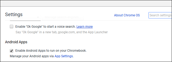 How to Sideload an Android App From an APK on a Chromebook