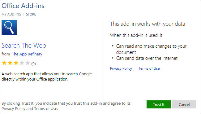 How to Install and Use Add-ins for Microsoft Office
