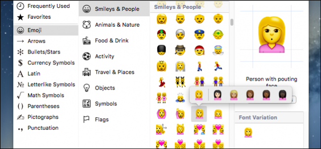 How To Change Emoji Skin Tones On Iphone And Os X