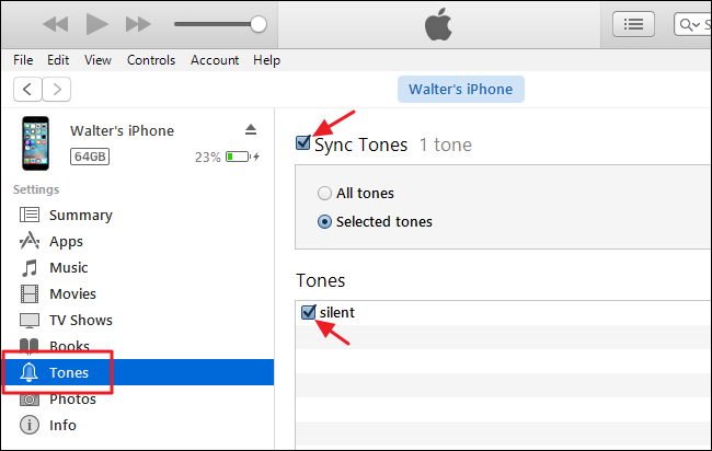 How to Set an iOS Alarm That Will Vibrate, But Not Make Sound