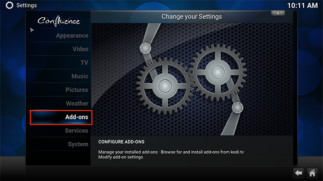advanced launcher xbmc download zip