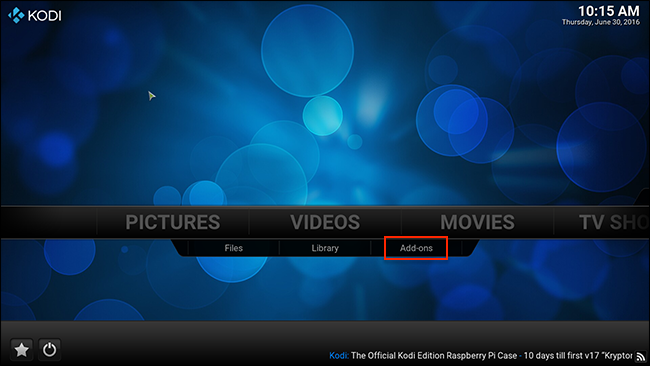 kodi-video-addons