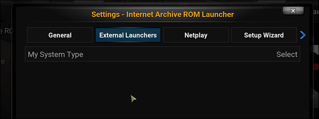 external-launchers-menu