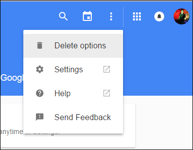 how to delete photos off google drive