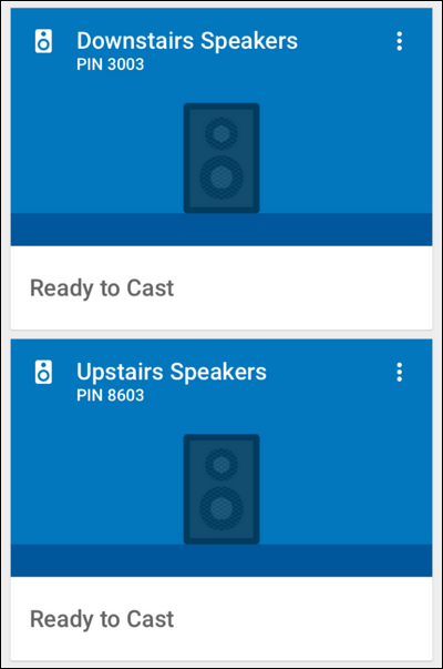 how to make apps work with chromecast