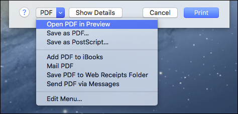 How to Create a PDF File on a Mac ilicomm Technology Solutions