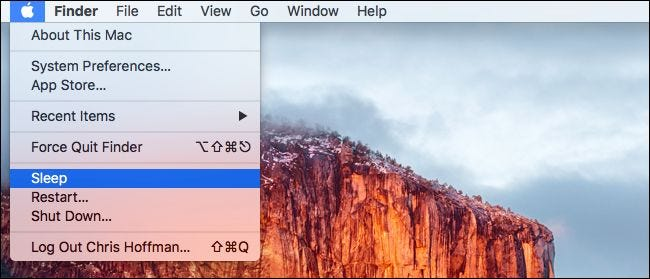 """How to Choose When Your Mac Hibernates (or """"Enters Standby"""") ilicomm Technology Solutions"""