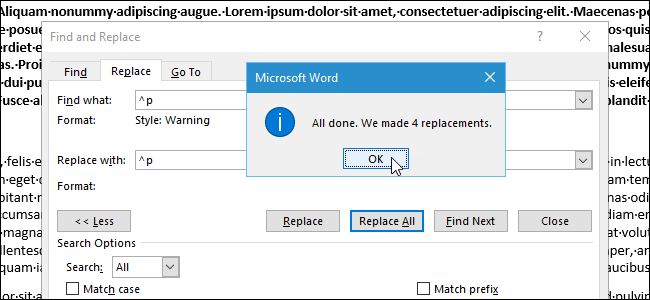 how to get word count in word 2007