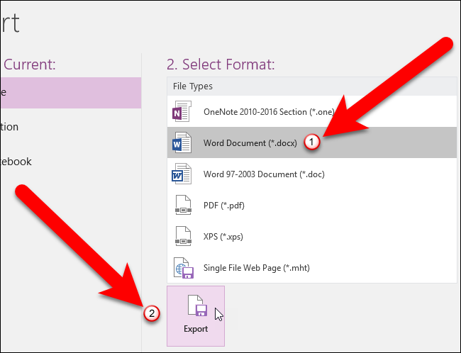 how to delete a notebook in onenote 2016