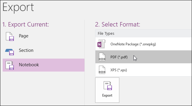 05_selecting_format_for_notebook